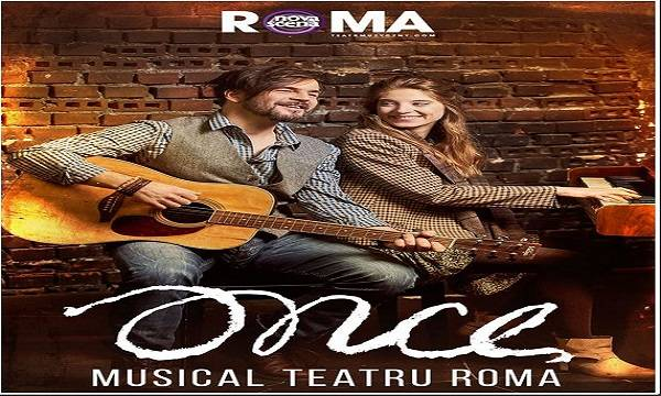 "Poznań: musical ""Once"""